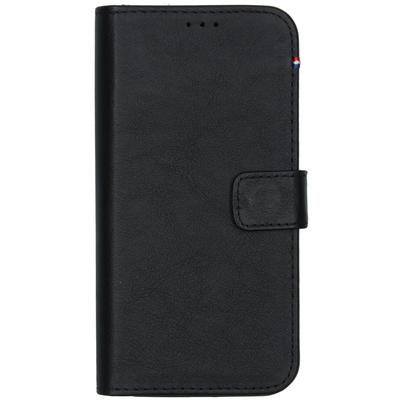 Decoded 2 in 1 Leather Detachable Wallet iPhone 12 (Pro) - Zwart - Zwart / Black Mobile phone case