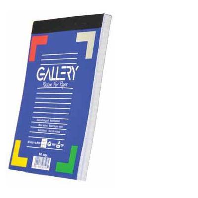Gallery bedrijfsformulier: NOTABLOK A6 70G 100V Q