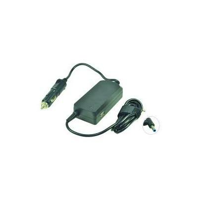 2-power netvoeding: DC Car Adapter 19.5V 90W - Zwart