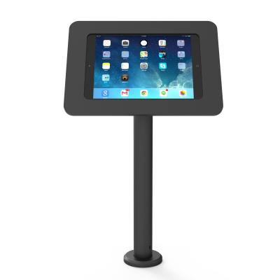 Maclocks iPad Stand with Cable Management, 40 cm - Zwart