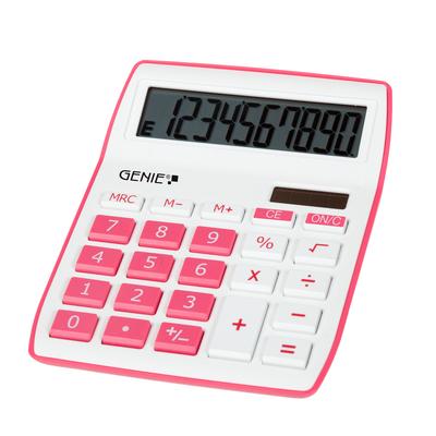 Genie 840 P Calculator