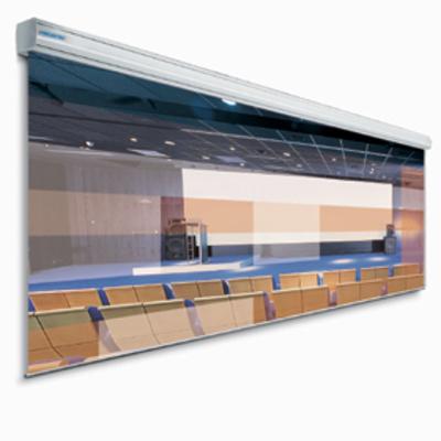 Da-Lite GiantScreen Electrol Projectiescherm - Zilver, Wit