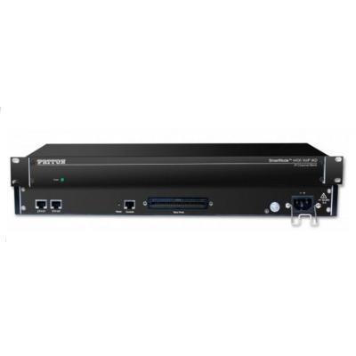Patton VoIP adapter: 24 FXS VoIP GW-Router, 2x10/100bTX, UI Power