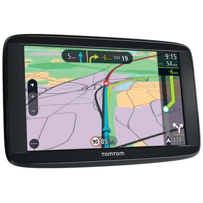 Tomtom navigatie: VIA 62 - Zwart