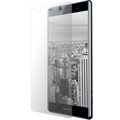 Mobiparts Curved Glass Sony Xperia XZ2 Premium Screen protector - Transparant