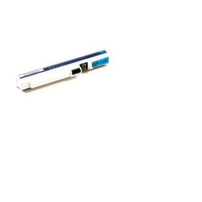 Acer batterij: 6 Cell, 5200 mAh, Li-Ion - Wit
