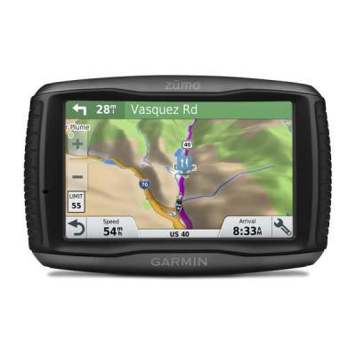 Garmin navigatie: zūmo 595LM - Zwart