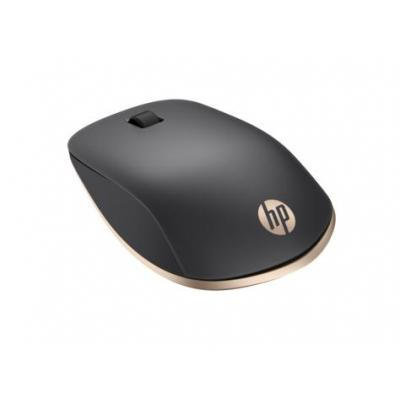 Hp computermuis: Z5000 Silver Wireless Mouse - Zwart, Koper, Zilver