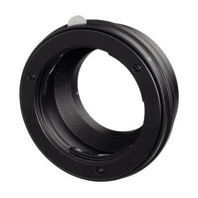 Hama lens adapter: MFT Adapter Minolta MD - Zwart