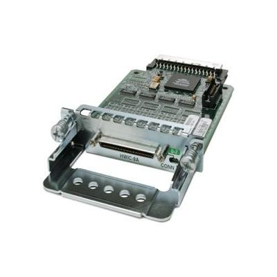 Cisco netwerkkaart: 8-Port Asynchronous HWIC (Open Box)