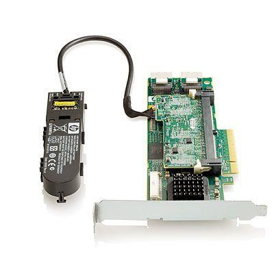 Hewlett Packard Enterprise Smart Array P410/512 BBWC 2-ports Int PCIe x8 SAS Controller Raid .....