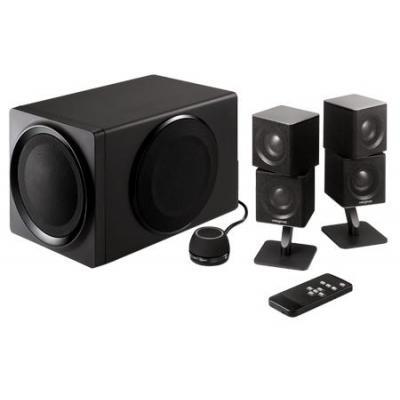 Creative labs luidspreker set: T6 II - Zwart