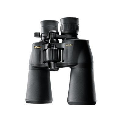 Nikon verrrekijker: Aculon A211 10-22x50 - Zwart
