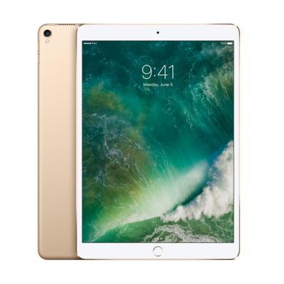"Apple iPad Pro 10.5"" Wi-Fi + Cellular 512GB Gold tablet - Goud"