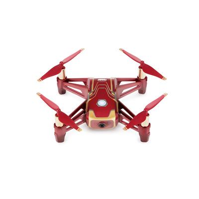 DJI Tello Iron Man Edition Drone - Rood, Geel
