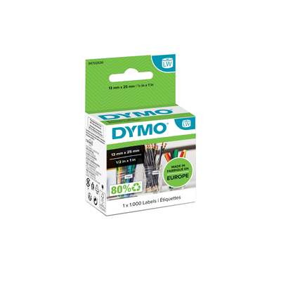 DYMO LW - Multi-Purpose Labels - 13 x 25 mm - S0722530 Etiket - Wit