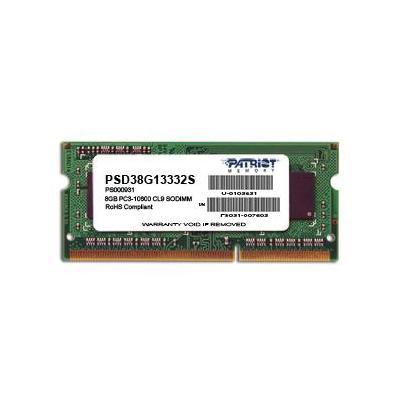 Patriot Memory PSD38G13332S RAM-geheugen