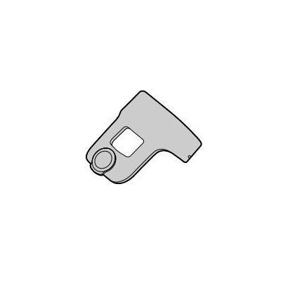 Panasonic telefoonhanger: Belt Clip for DECT 6.0 Portable Station KX-UDT111 - Zwart
