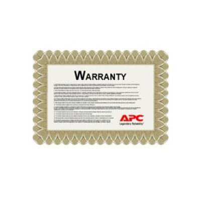 APC WEXT1YR-UF-32 aanvullende garantie