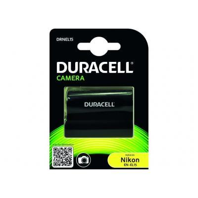 Duracell batterij: DRNEL15 - Zwart