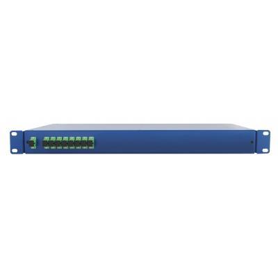 Spaun SOV 19 1/8 SC/APC Fiber optic adapter - Blauw