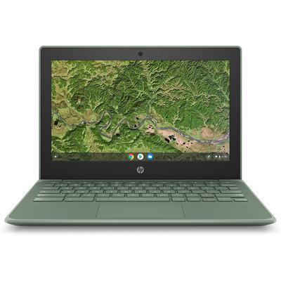 "HP Chromebook 11A G8 EE 11,6"" A4 4GB RAM 32GB eMMC Laptop - Groen"