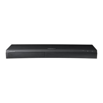 Samsung Blu-ray speler: Anynet+, HDMI, HDR, Bluetooth, 110-120V, 50/60Hz - Zwart