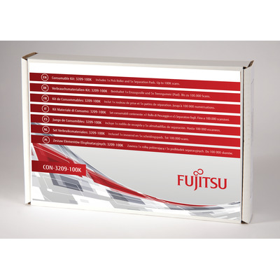 Fujitsu 3209-100K Printing equipment spare part - Multi kleuren