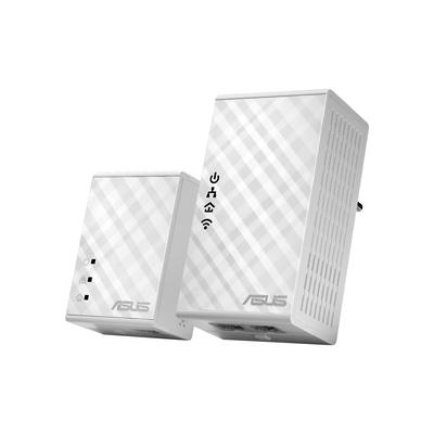 ASUS PL-N12 Kit Powerline adapter - Wit