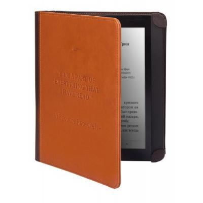 Pocketbook e-book reader case: PBPUC-840-BR - Bruin