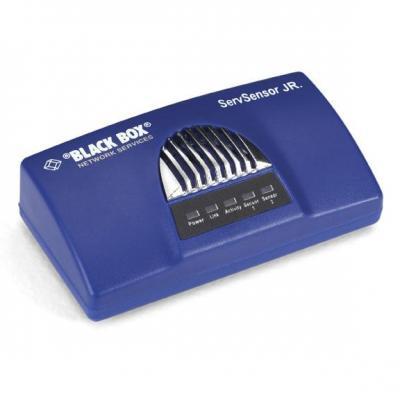Black Box netwerk monitoring & optimalisatie apparaat: AlertWerks EME102A-R2