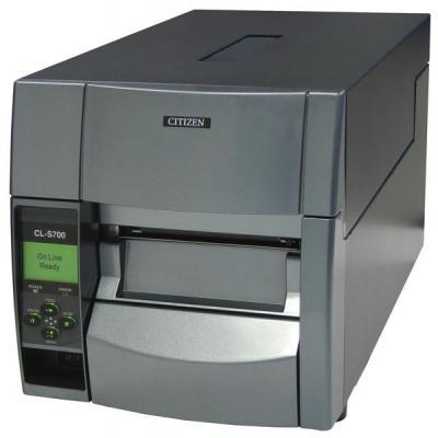 Citizen CL-S700 Labelprinter - Zwart