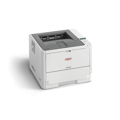 OKI B512dn Laserprinter - Zwart