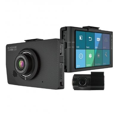 Blackvue camera: DR490L-2CH Full HD LCD Dashcam + 32GB