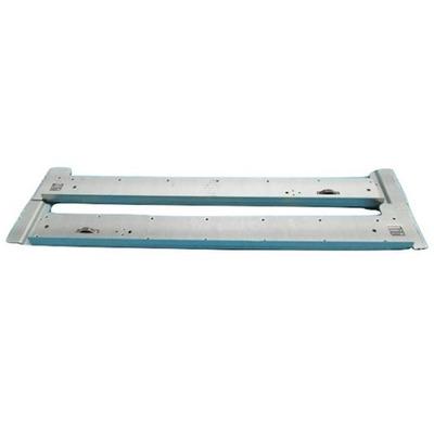 Dell rack toebehoren: Rack Rails 2U - Customer Kit - Blauw, Zilver