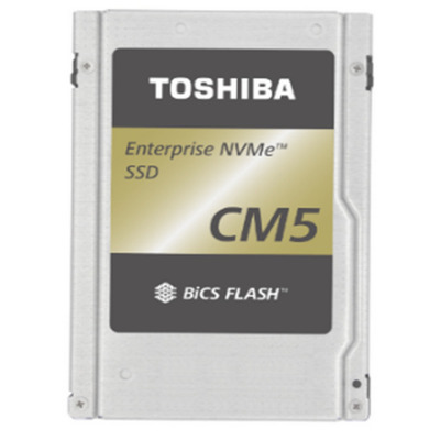 Toshiba CM5-R e7680 GB PCIe 3x4 SSD