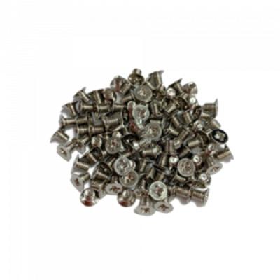 QNAP SCR-FLM3P05A-96 Schroef en bout - Metallic