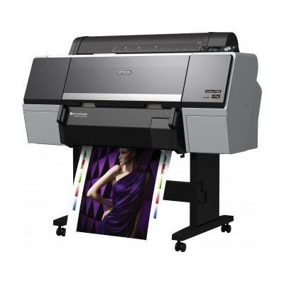 Epson grootformaat printer: SureColor SC-P7000 STD Spectro - Groen, Licht licht zwart, Foto zwart, Helder licht .....