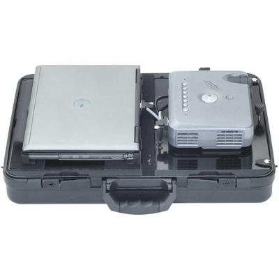 Parat Comlight. Pro B koffer zwart voor laptop & projector Wearables
