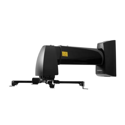 Grandview GPCP Series Fixed Wall Mount, 15kg Projector plafond&muur steun - Zwart