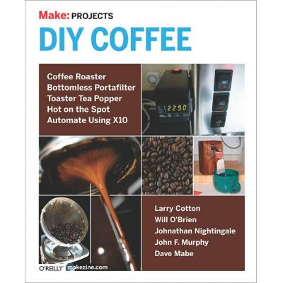 O'reilly boek: DIY Coffee