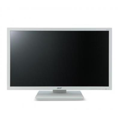 Acer monitor: Professional 246HLwmdr - Wit