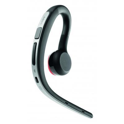 Jabra headset: Storm - Zwart, Zilver