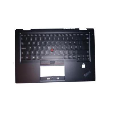 Lenovo notebook reserve-onderdeel: ThinkPad X1 Keyboard - Zwart