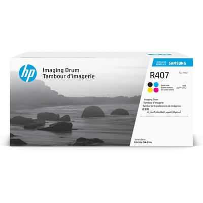 Hp kopieercorona: CLT-R407 - Zwart, Cyaan, Magenta, Geel