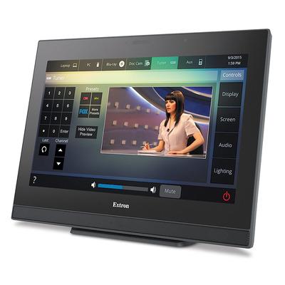Extron TLP Pro 1720TG Touchscreen monitor - Zwart