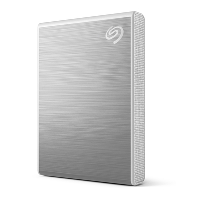 Seagate One Touch 1000GB, USB 3.1 Type-C, Silver - Zilver