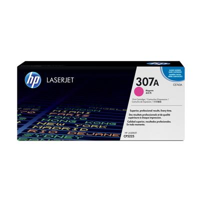 HP CE743A cartridge