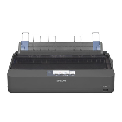 Epson dot matrix-printer: LX-1350 - Zwart