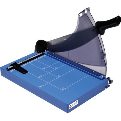Olympia G 3640 Snijmachine - Zwart, Blauw, Transparant